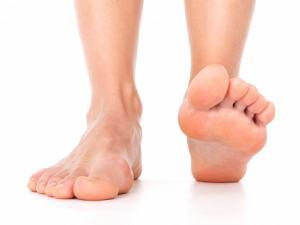 Профилактика плоскостопия упражнения